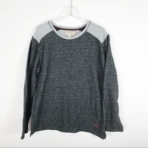 Tommy Bahama Pullover Mens Large Gray